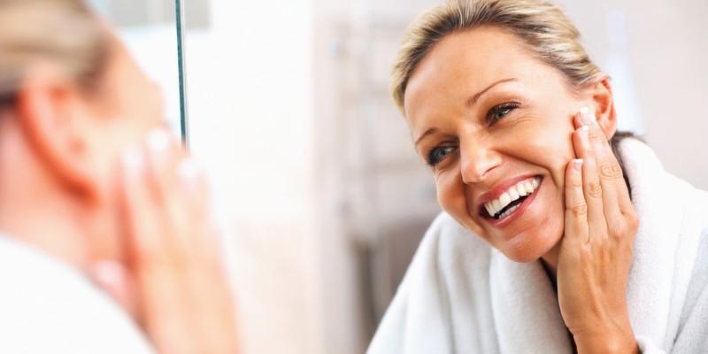 Eine gesunde Lebensweise ist das beste Anti-Aging-Mittel